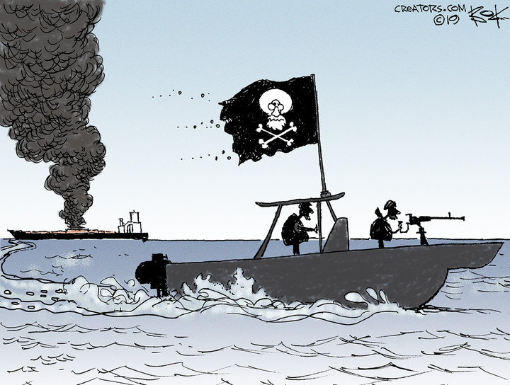 Chip Bok for Jun 19, 2019