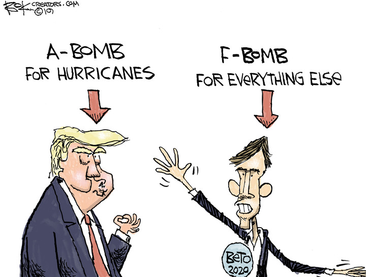Chip Bok for Sep 11, 2019