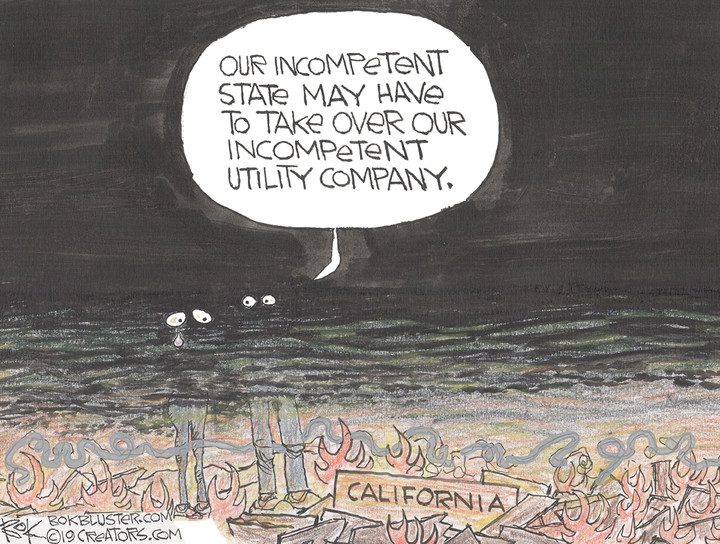California's ideological fantasies can't keep the lights on