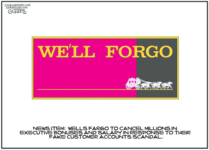 Bob Gorrell for Sep 29, 2016