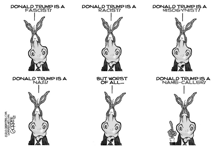 Bob Gorrell for Jan 15, 2018