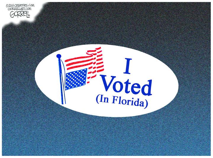 The Florida fiasco ends