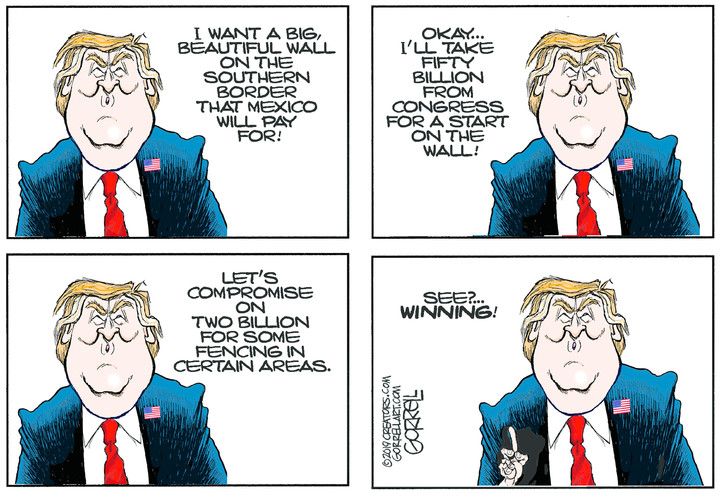 Bob Gorrell for Feb 11, 2019