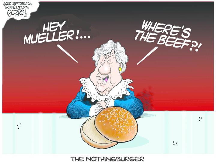 Bob Gorrell for Mar 25, 2019