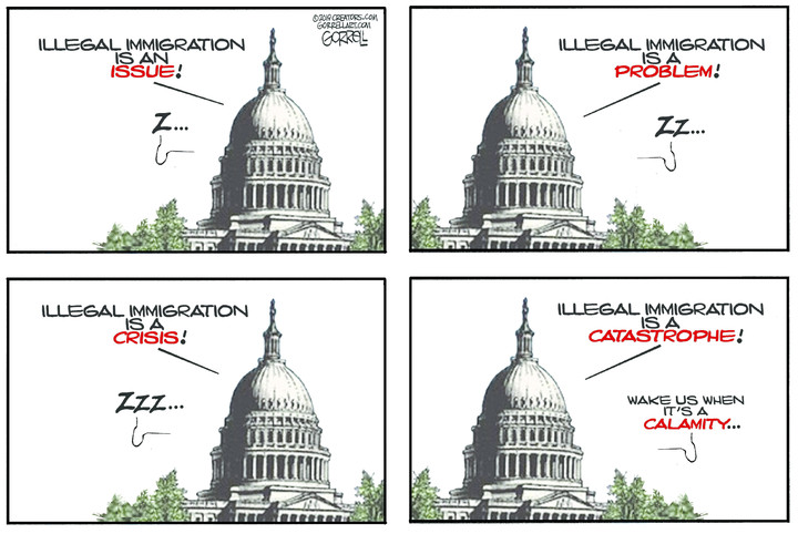 Bob Gorrell for May 15, 2019