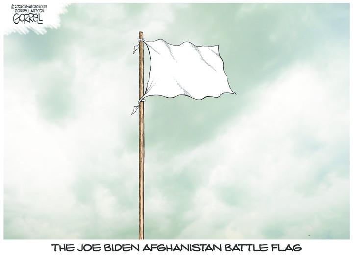Biden's surrender