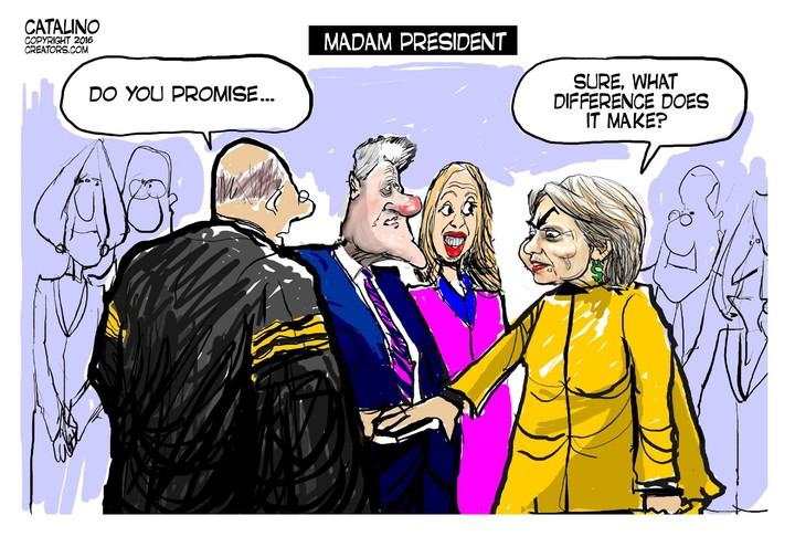 Ken Catalino for Oct 21, 2016