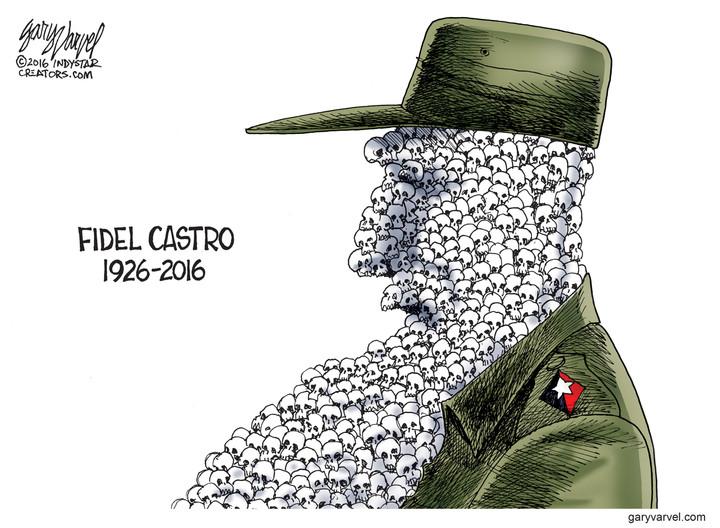 Fidel Castro and dead utopianism