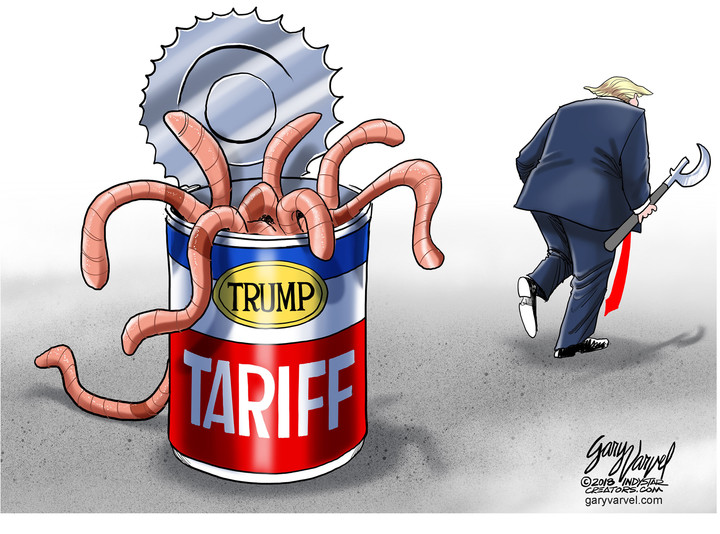 Trump's Steel and Aluminum Tariffs