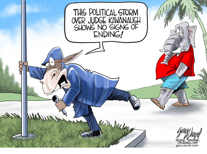 Gary Varvel for Sep 19, 2018