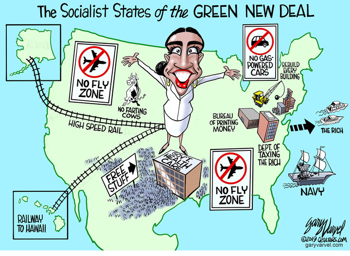 What we should ask Dems about the Green New Deal