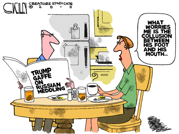 Steve Kelley for Jul 19, 2018