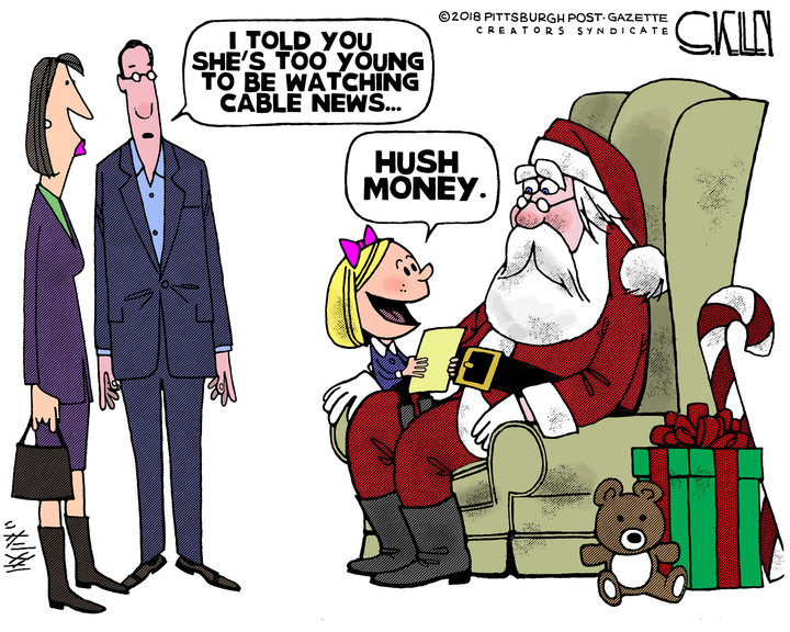 Steve Kelley for Dec 16, 2018