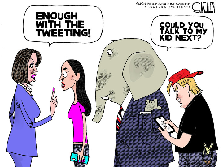 Steve Kelley for Jul 12, 2019