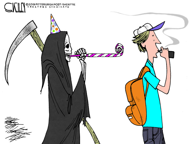 Steve Kelley for Sep 13, 2019