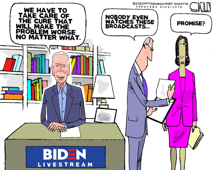 Steve Kelley for Mar 29, 2020