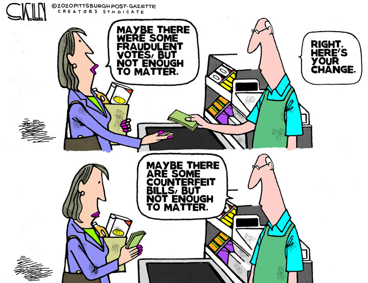 Steve Kelley for Nov 20, 2020