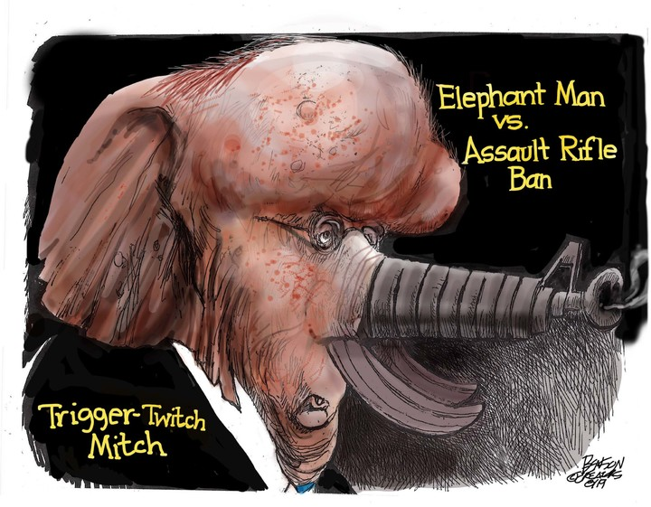 Steve Benson for Aug 11, 2019