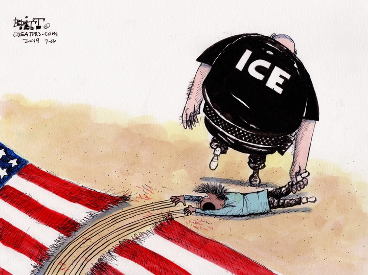 Chris Britt for Jul 16, 2019
