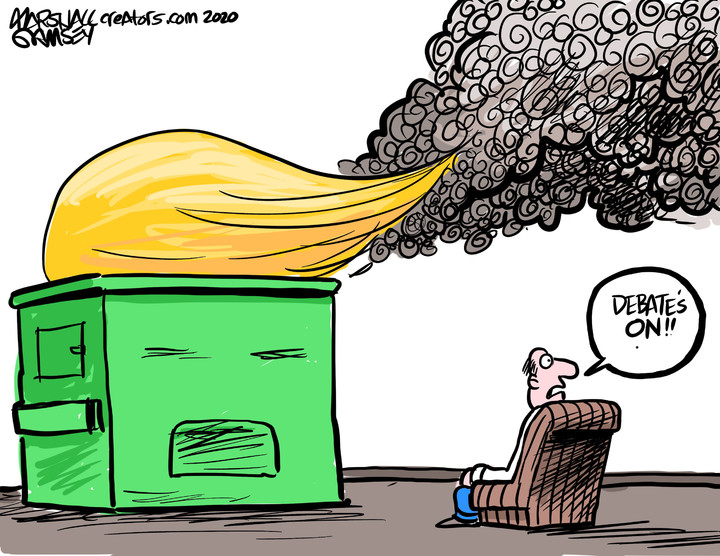 Marshall Ramsey for Sep 30, 2020