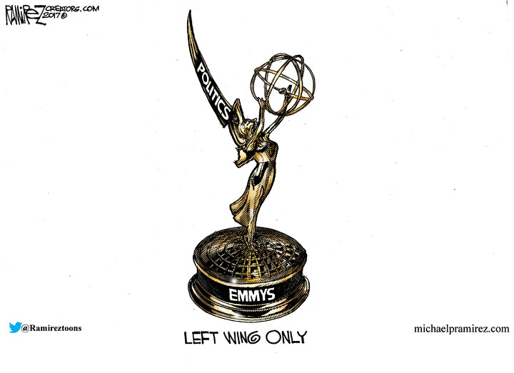 Michael Ramirez for Sep 19, 2017