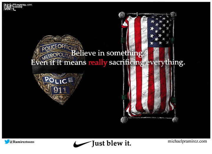 Nike and Corporate Political Correctness