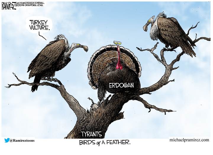 Michael Ramirez for Jan 11, 2019