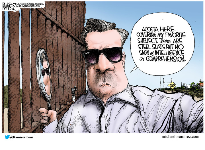 Michael Ramirez for Jan 12, 2019