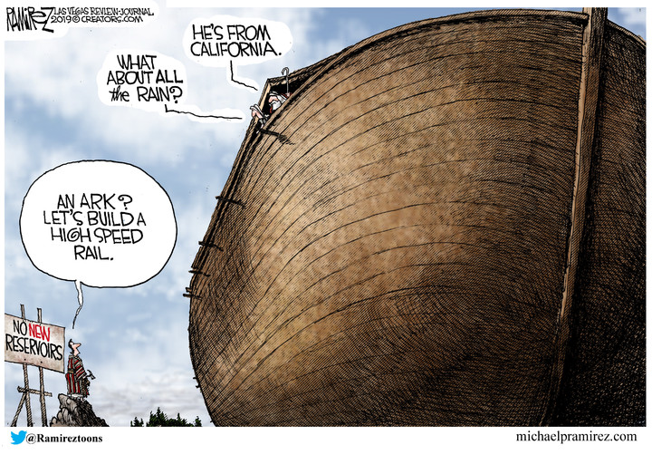 Michael Ramirez for Mar 14, 2019