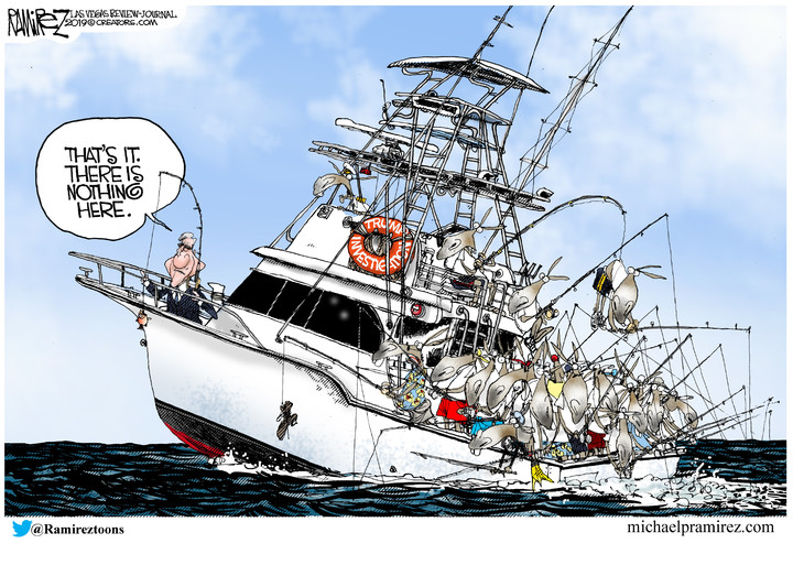 Michael Ramirez for Mar 26, 2019