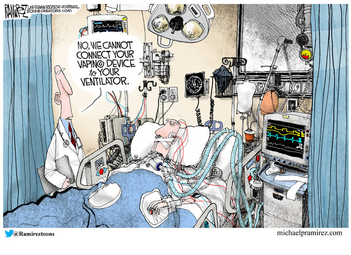 Michael Ramirez for Sep 15, 2019