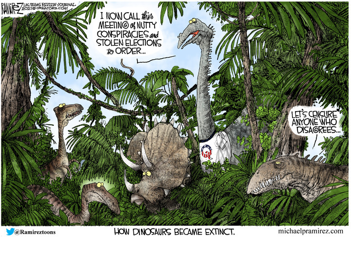 Michael Ramirez for May 04, 2021