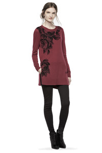 Keep classics in your closet to wear this fall. Thakoon for DesigNation floral tunic and ponte leggings are available in September at Kohl's.