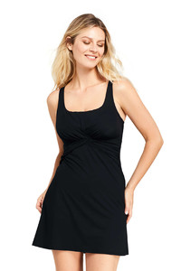 Find the swimwear that best fits your style with options like sophisticated swimdresses. Slimming swimdress from Lands' End with UPF 50. www.landsend.com