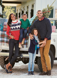 Shop end-of-season sales now to save on fashion classics for the whole family.