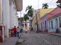 Trinidad, Cuba, provides a look back at the country's history. Photo courtesy of Victor Block.