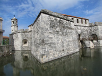 Castillo de la Real Fuerza is a highlight of a tour of Old Havana. Photo courtesy of Barbara Selwitz.
