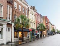 King Street is a good place to begin exploring Charleston, South Carolina. Photo courtesy of Shivana Maharaj.