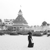 Kate Morgan has been haunting Hotel del Coronado in San Diego for more than a century. Photo courtesy of the Hotel del Coronado.