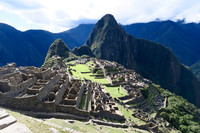 A visit to Peru must include a trip to the Andes and Machu Picchu. Photo courtesy of Margot Black.