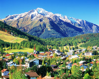 Seefeld is typical of the beautiful villages set in the Austrian Alps. Photo courtesy of the Austrian Tourist Office.