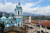 Cuenca, Ecuador, is considered one of the top retirement spots in the world. Photo courtesy of Doug Hansen.