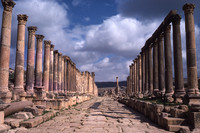 A visit to Jordan must include a visit to Jerash to see the Roman ruins. Photo courtesy of www.hansentravel.org.