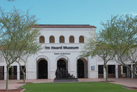 The Heard Museum in Phoenix, Arizona, specializes in the history of indigenous peoples with an emphasis on the Southwest. Photo courtesy of Halina Kubalski.
