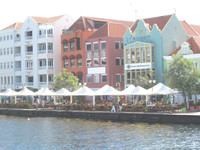 Willemstad, the capital of Curacao, is home to a rich history and colorful architecture. Photo courtesy of Victor Block.