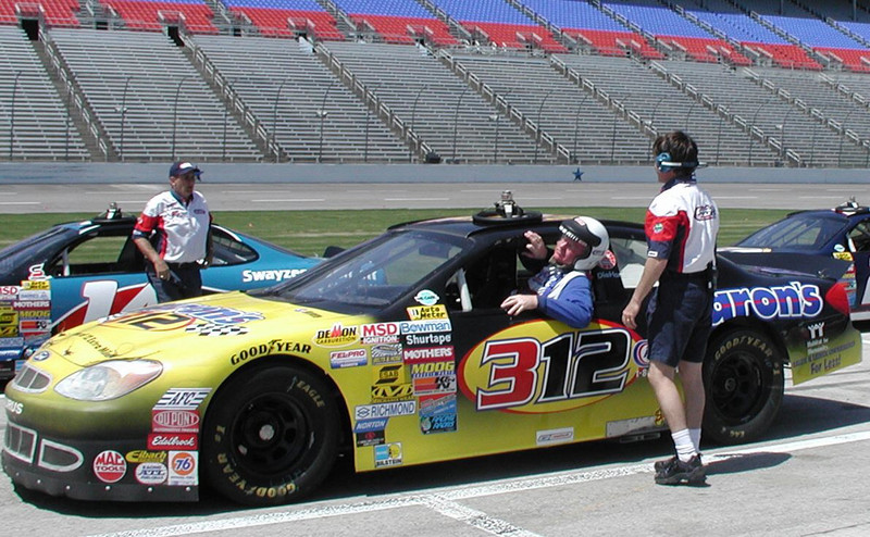 Have The Richard Petty Driving Experience By Travel Writers