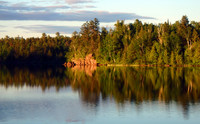 More than 250,000 outdoor enthusiasts explore the Boundary Waters region between Minnesota and Canada each year, making it the most-visited wilderness in the country. Photo courtesy of www.hansentravel.org.