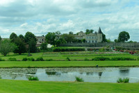 The sights passengers on the Viking Forseti can enjoy include the famous Chateau Lafite Rothschild, one of the French wine region's treasures. Photo courtesy of Halina Kubalski.