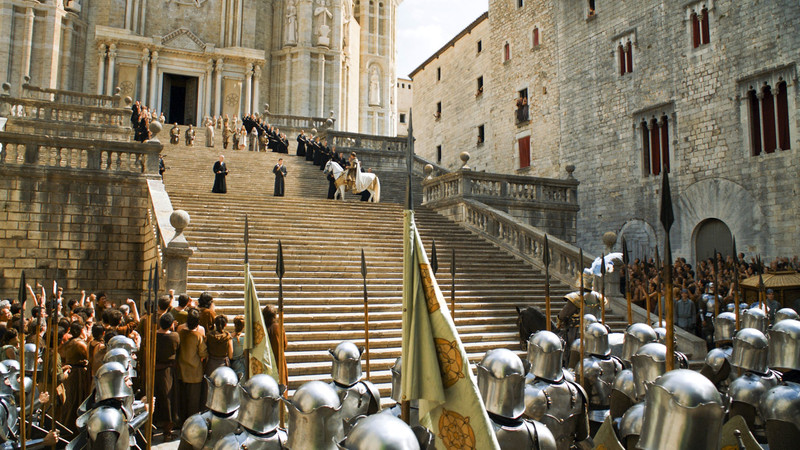 Ancient Girona Plays A Role In Game Of Thrones By Travel Writers