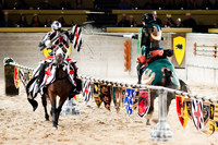 One must-do when taking children to Baltimore is a performance at Medieval Times. Photo courtesy of Medieval Times.